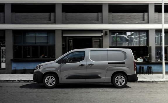 Nieuwe Peugeot e-Partner: Rijmodi