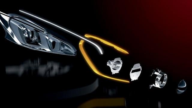 PEUGEOT 208 GTi : projecteurs à LED