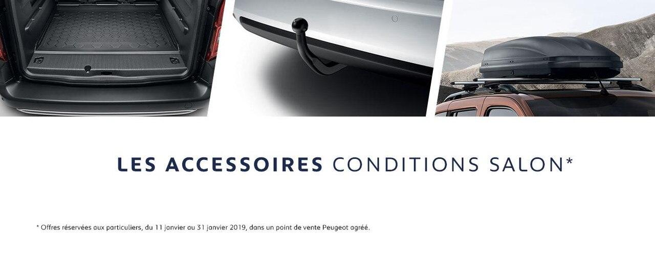 Accessoires Peugeot