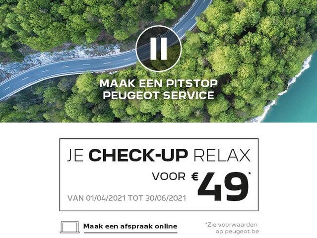 PEUGEOT SERVICE | CHECK-UP