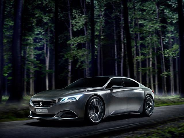 Concept Car Exalt