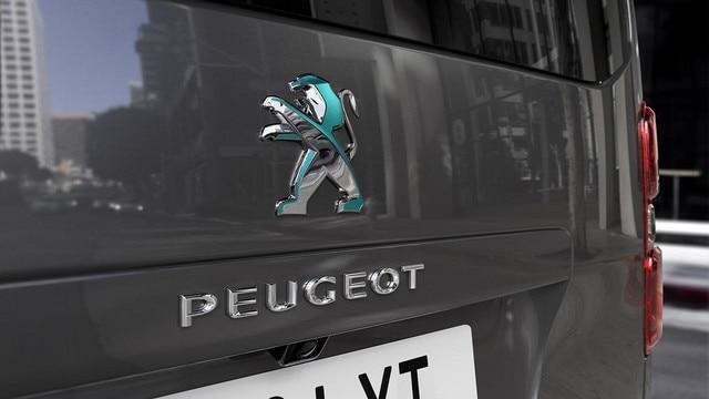 Nouveau PEUGEOT e-Traveller - Lion Dychroïque arrière