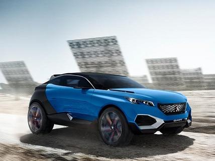 Concept Car Quartz