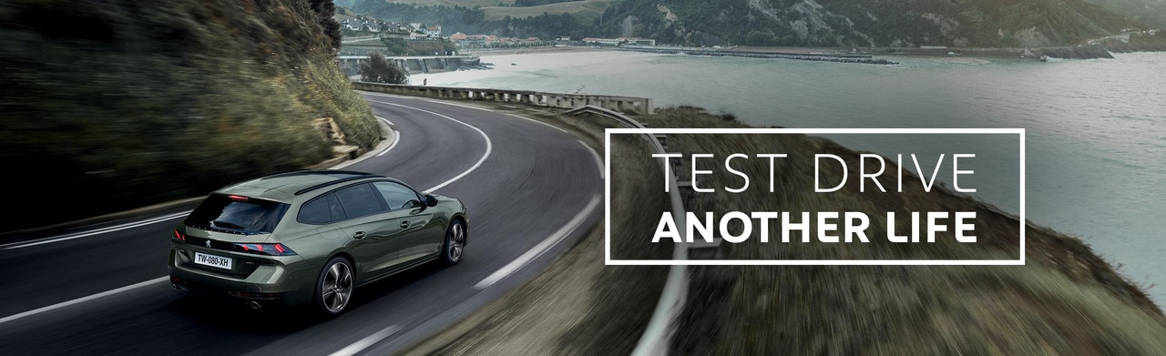 Test Drive Another Life Peugeot 508 SW