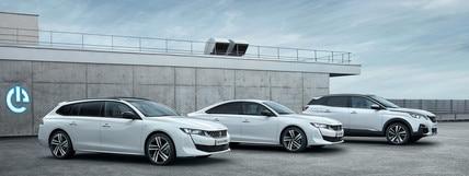 Présentation Gamme Hybrid Peugeot
