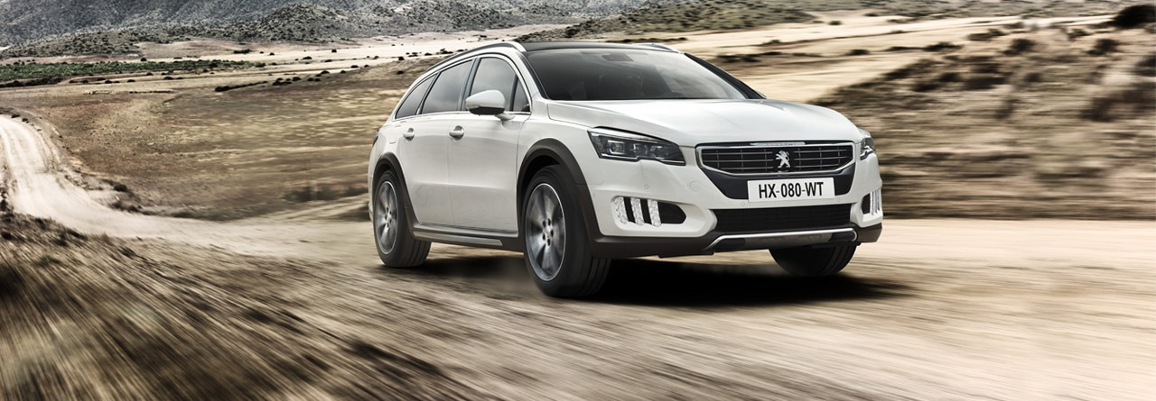 peugeot 508 rxh le break hybride performant tout terrain. Black Bedroom Furniture Sets. Home Design Ideas