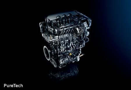 SUV PEUGEOT 3008 HYBRID4 : Moteur essence