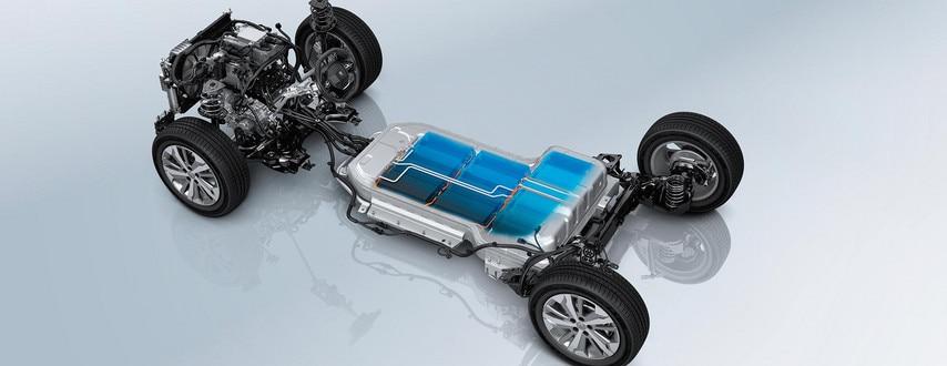 Nouveau PEUGEOT e-RIFTER – Batterie de 50 kW