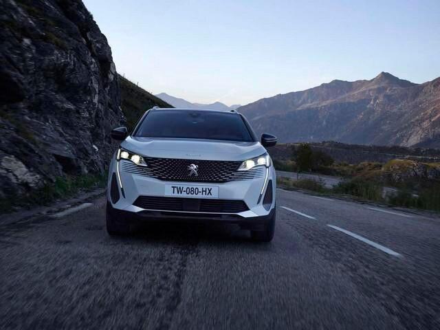 Nieuwe SUV peugeot 3008 - Plug-In Hybrid-motorisaties