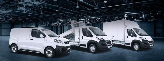 Présentation Gamme Transformés Utility Peugeot