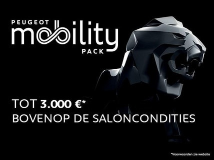 PEUGEOT - MOBILITY PACK