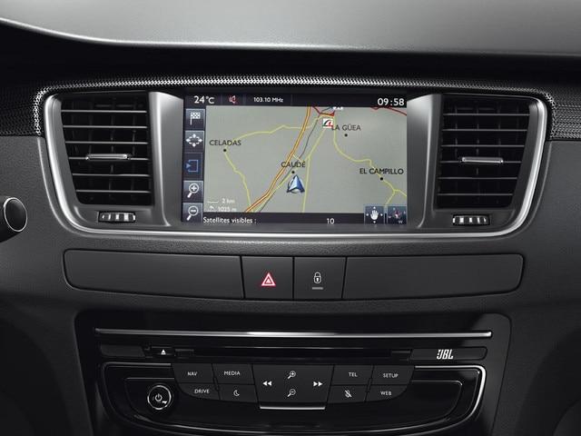 Peugeot Alert Zone - Alertes zones de danger