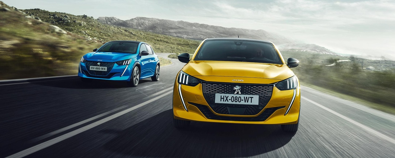 PEUGEOT 208 – POWER OF CHOICE