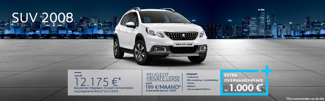 PeugeotBE Homepage March 2017