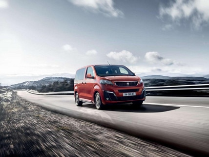 PEUGEOT Traveller - Mobility Pass