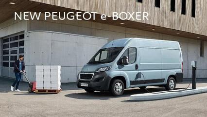 PEUGEOT - NEW e-BOXER