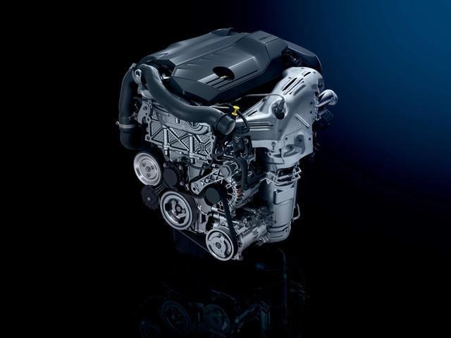 Peugeot Motor Essence