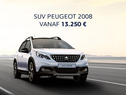 SUV 2008 PEUGEOT PROMO