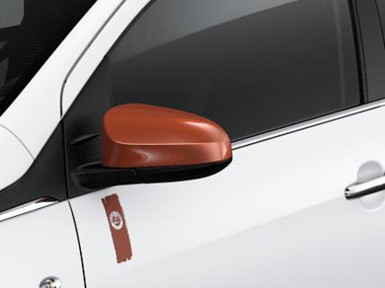 Peugeot 108 Top Roland Garros - fenêtre voiture