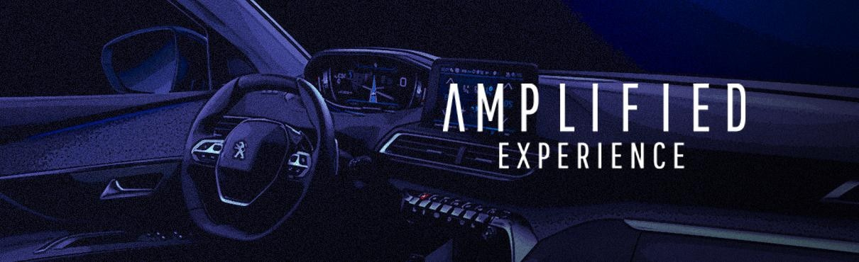 SUV 5008 Amplified Experience