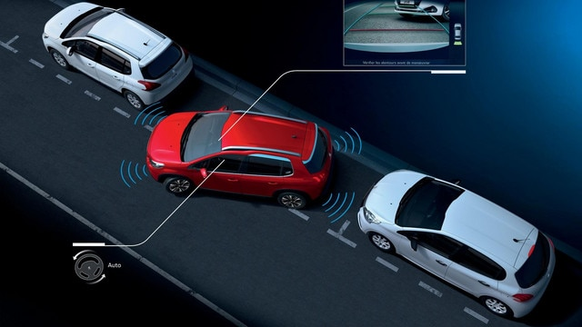 SUV PEUGEOT 2008 : Park Assist