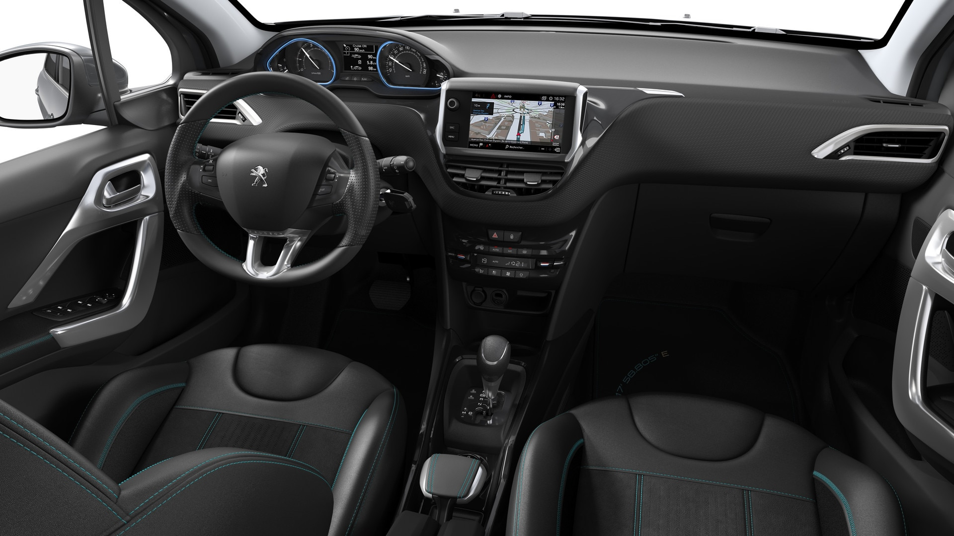 peugeot 2008 crossway essayez le suv compact. Black Bedroom Furniture Sets. Home Design Ideas