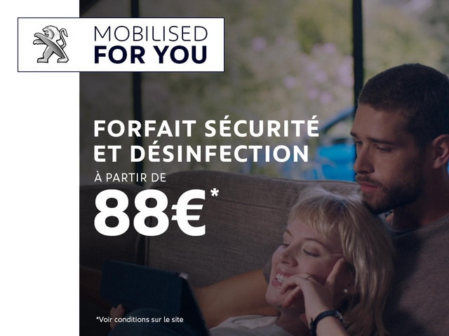 PEUGEOT - MOBILISED FOR YOU