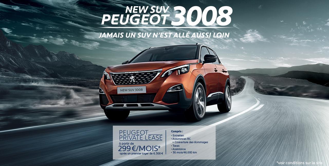 Peugeot belgique constructeur automobile motion emotion - Garage peugeot liege ...