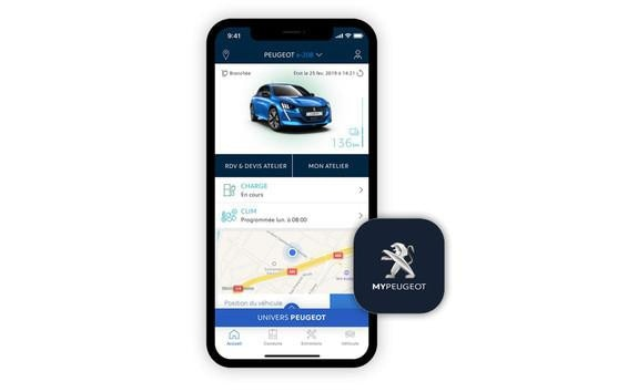 applicatie mypeugeot