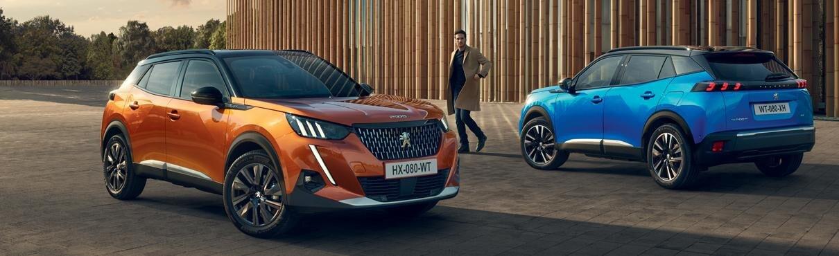 New SUV Peugeot 2008 - Prijzen en technische informatie